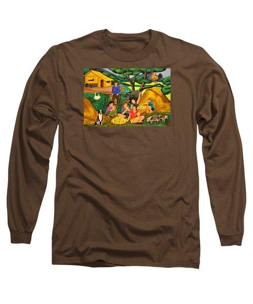 Harvest Time Long Sleeve T-Shirt