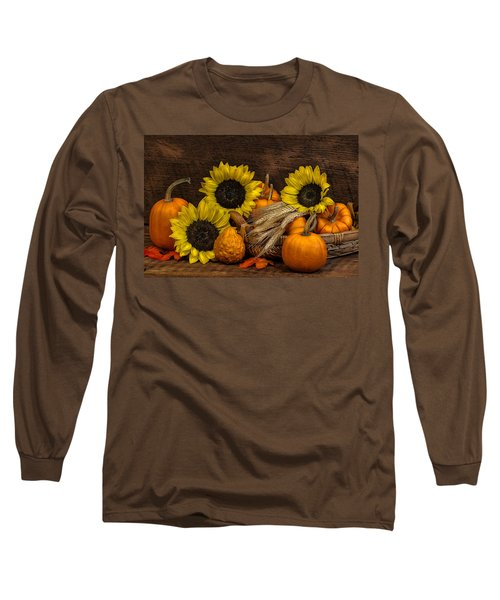 Harvest-time Long Sleeve T-Shirt