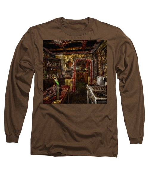 Haunted Kitchen Long Sleeve T-Shirt
