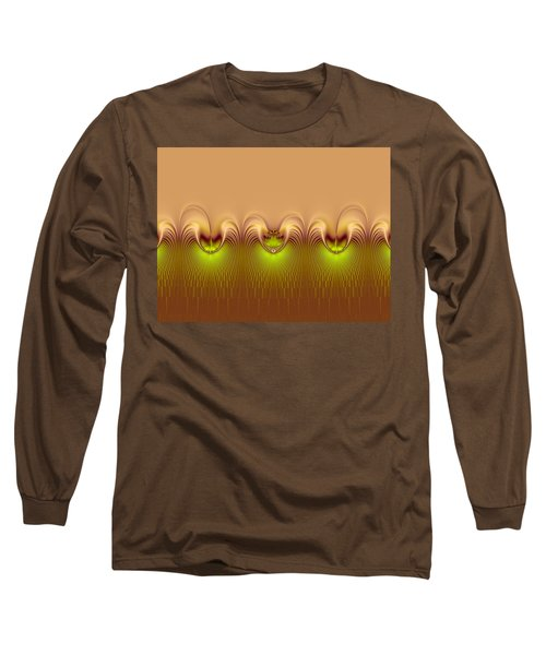 Haute Couture Long Sleeve T-Shirt by Wendy J St Christopher