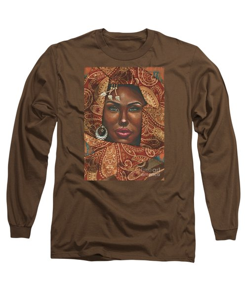 Hazel Eyes Long Sleeve T-Shirt