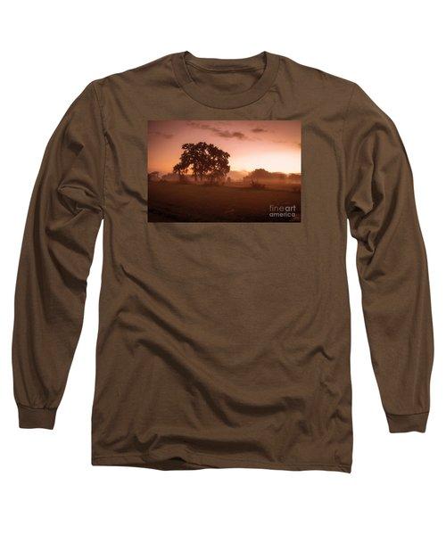 Hazy Morn Long Sleeve T-Shirt