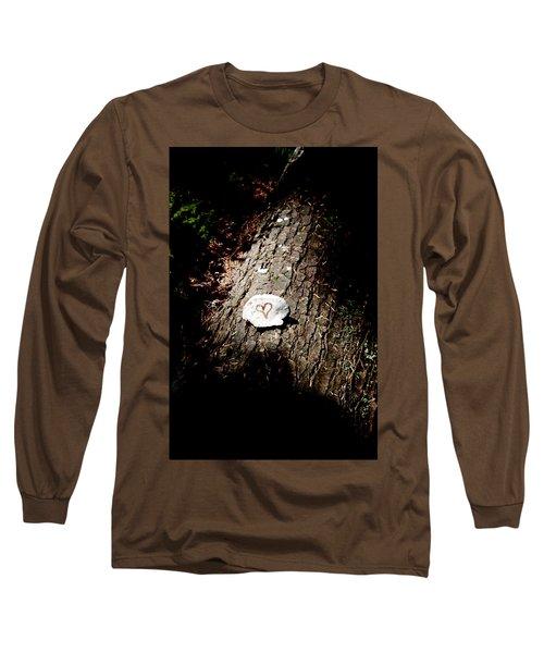 Heart Shape Stop Long Sleeve T-Shirt