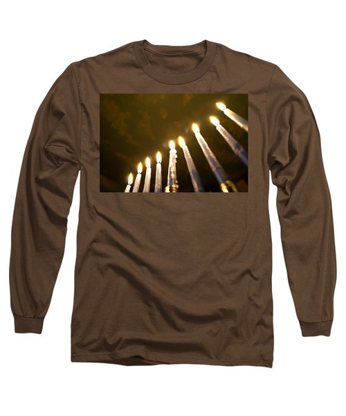 Heavenly Lights Long Sleeve T-Shirt