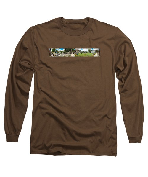 Heidelberg Panorama Long Sleeve T-Shirt