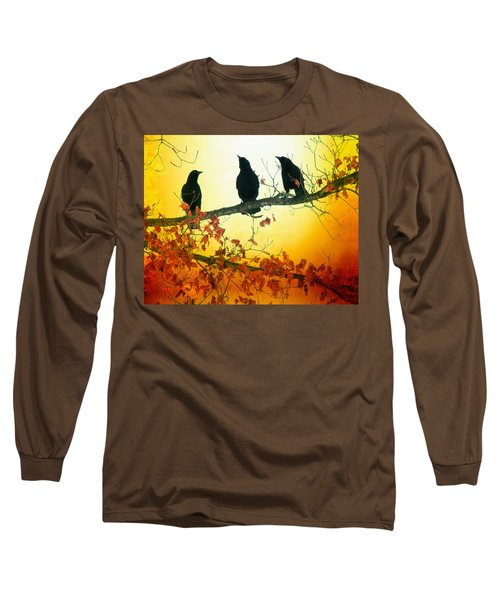 Here Comes The Sun Long Sleeve T-Shirt