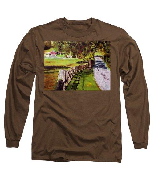 Hidden Brook Farm Long Sleeve T-Shirt