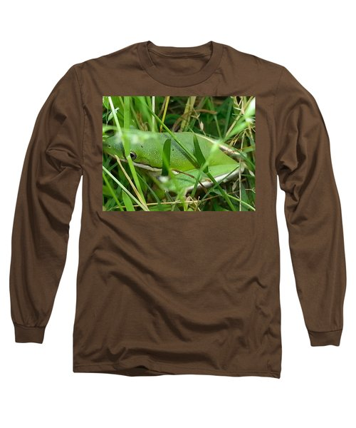 Hidden Frog Long Sleeve T-Shirt