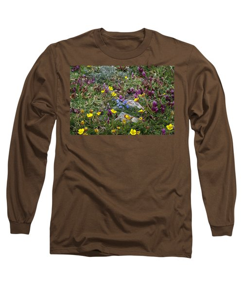 Long Sleeve T-Shirt featuring the photograph High Anxiety by Jeremy Rhoades