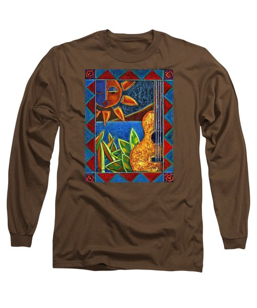Hispanic Heritage Long Sleeve T-Shirt