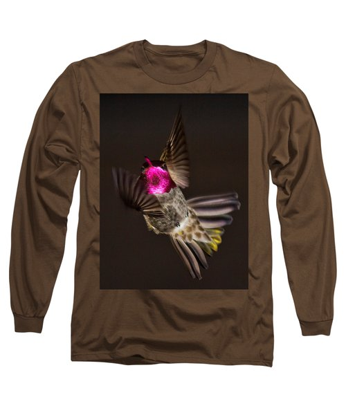 Hitting The Brakes Long Sleeve T-Shirt