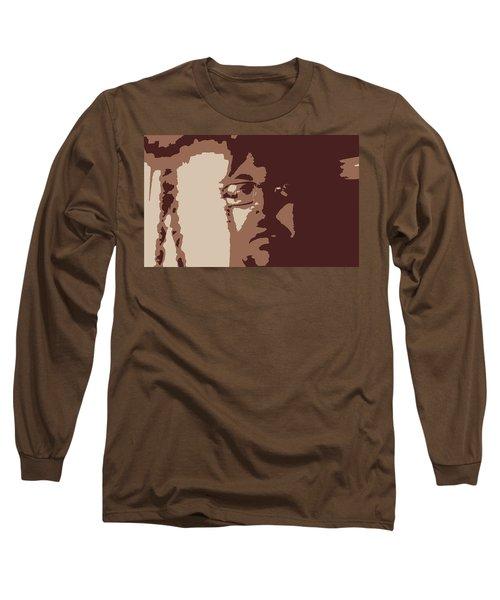 Hmmmmm Landscpape  Long Sleeve T-Shirt