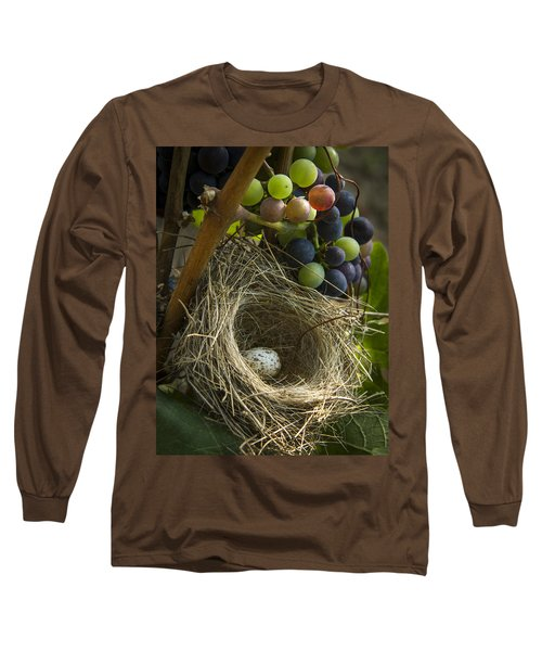 Home Alone Long Sleeve T-Shirt by Jean Noren