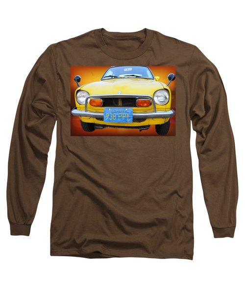 Honda Z600 Coupe I I Long Sleeve T-Shirt