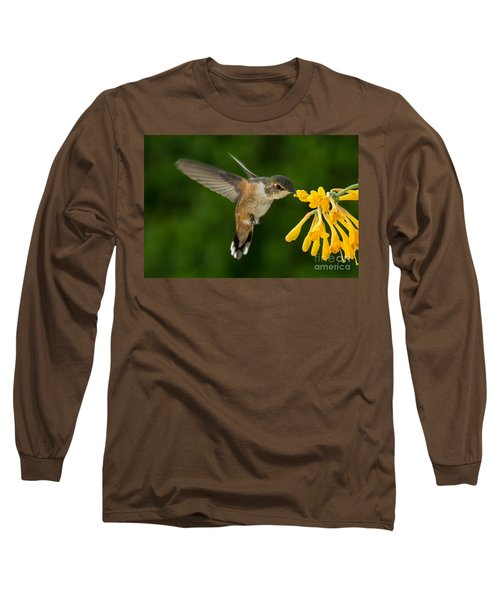 Honeysuckle Lunch Long Sleeve T-Shirt