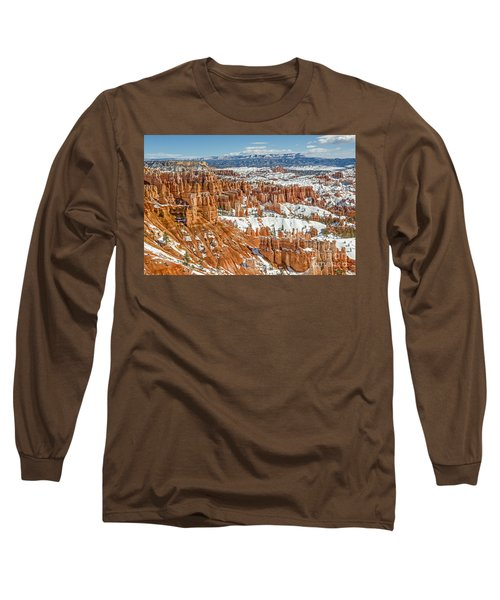 Hoodoos At Sunset Point Long Sleeve T-Shirt