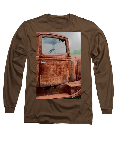 Hop In Long Sleeve T-Shirt by Lynn Sprowl