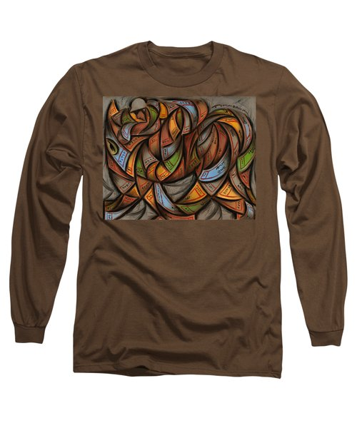 Tommervik Horse Racing Tickets Art Print Long Sleeve T-Shirt