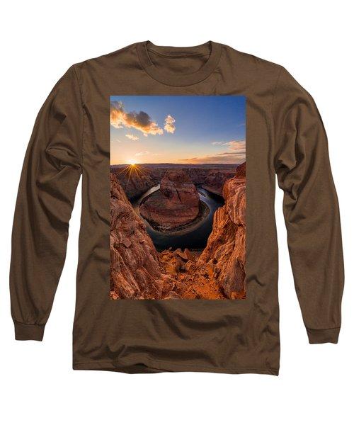 Horseshoe Bend Long Sleeve T-Shirt