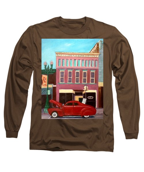 Hot Coffee Long Sleeve T-Shirt by Stacy C Bottoms