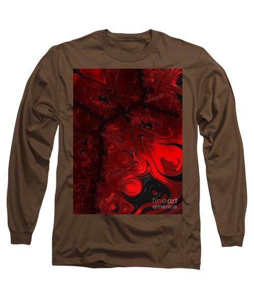 Hot Lava  Long Sleeve T-Shirt