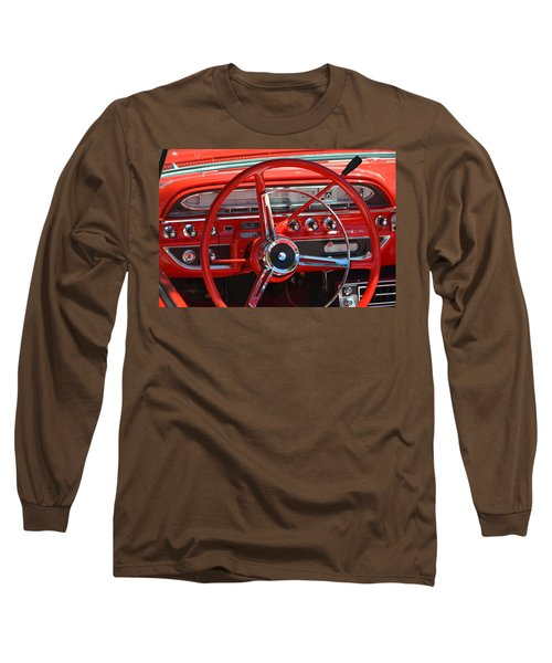 Long Sleeve T-Shirt featuring the photograph Hr-41 by Dean Ferreira