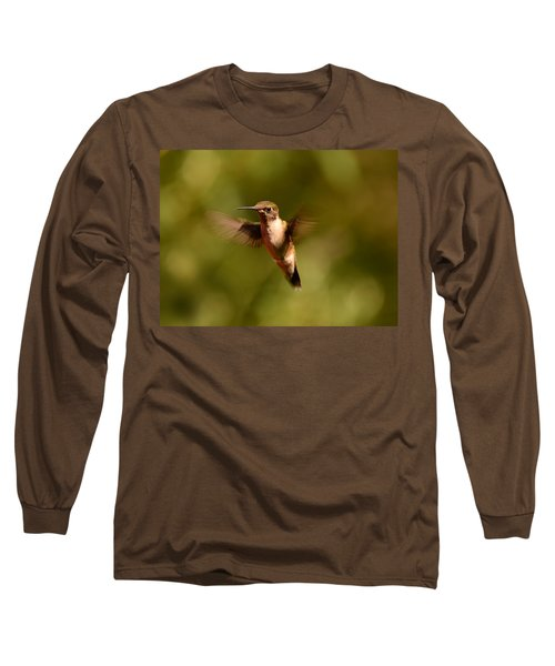 Hurry Up And Take My Picture Long Sleeve T-Shirt