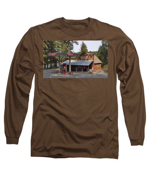 Huttons General Store Long Sleeve T-Shirt