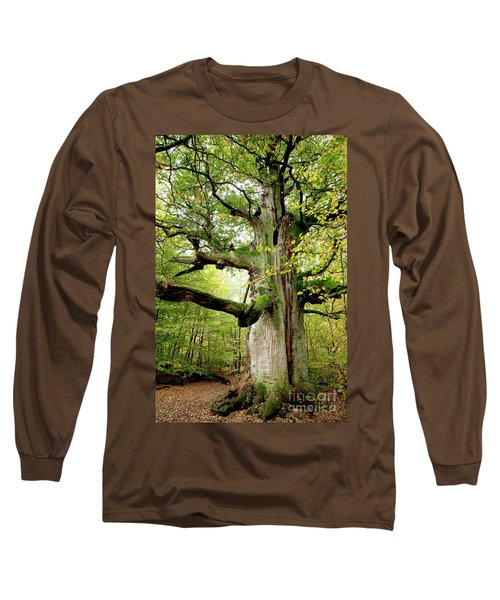 I Am Nearly 1000 Years Old Long Sleeve T-Shirt by Heiko Koehrer-Wagner