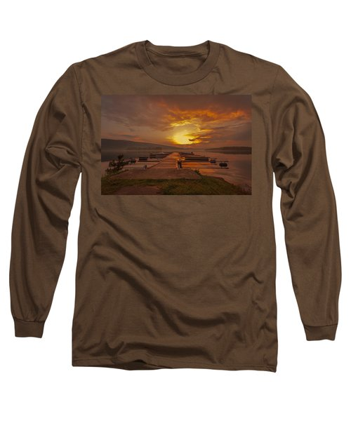 Long Sleeve T-Shirt featuring the photograph I Can Only Imagine by Rose-Maries Pictures