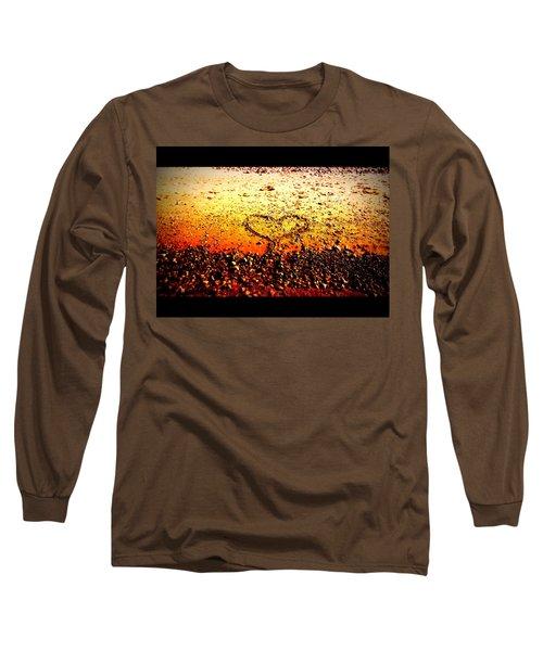 I Heart You Long Sleeve T-Shirt