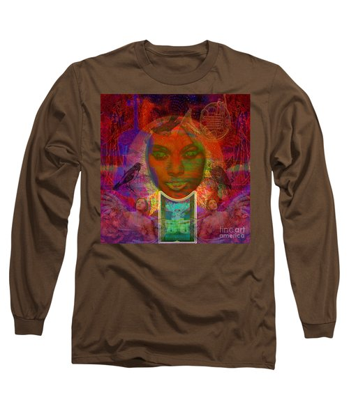 Solar Eyes Long Sleeve T-Shirt