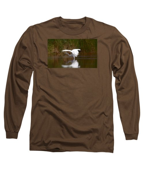 I Look Pretty Long Sleeve T-Shirt by Leticia Latocki