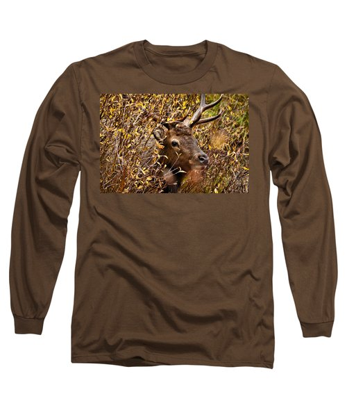 I See You Long Sleeve T-Shirt by Steven Reed