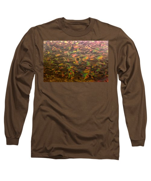 Ice Camo Long Sleeve T-Shirt
