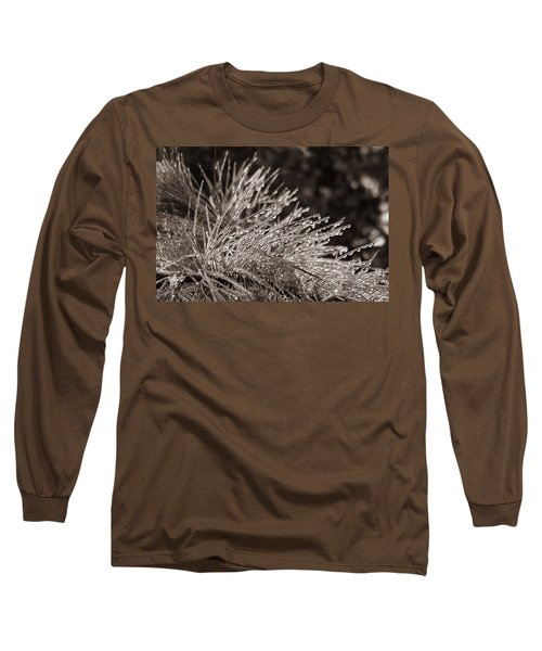 Ice On Pine Long Sleeve T-Shirt