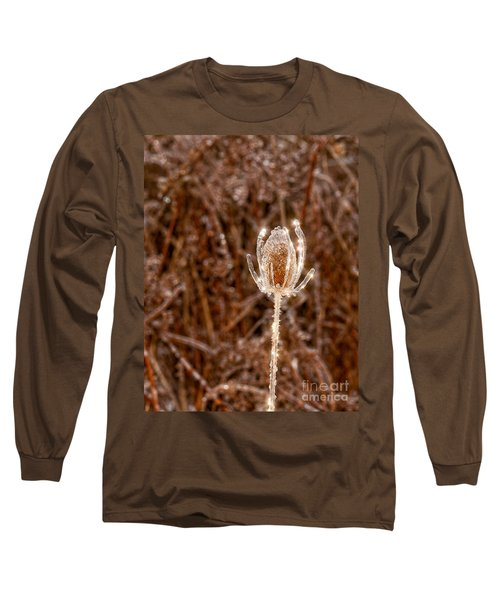 Icy Thistle Long Sleeve T-Shirt