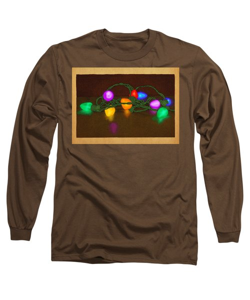 Illumination Long Sleeve T-Shirt by Meg Shearer