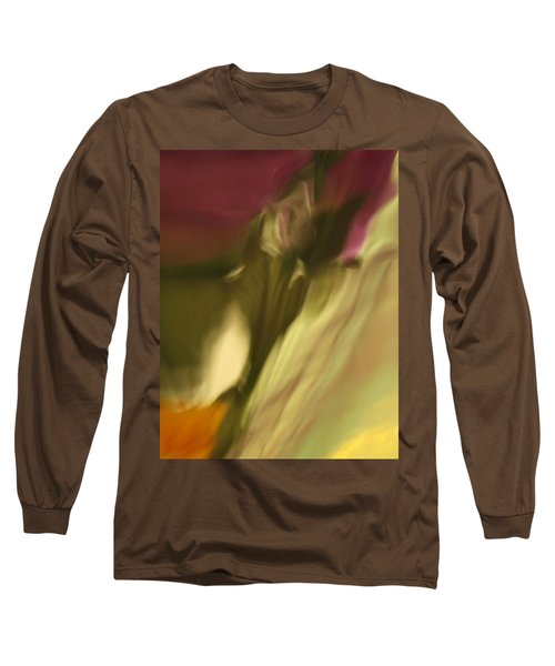 Impression Of A Rose Long Sleeve T-Shirt