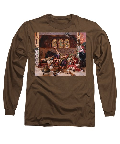 In The Harem Long Sleeve T-Shirt