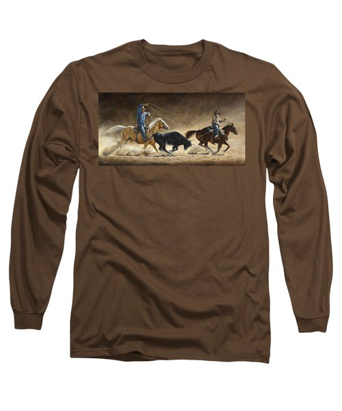 In The Money Long Sleeve T-Shirt