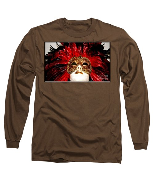 Incognito.. Long Sleeve T-Shirt