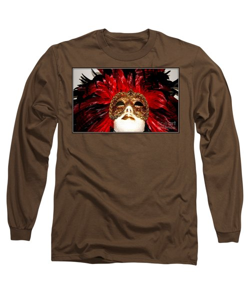Incognito.. Long Sleeve T-Shirt