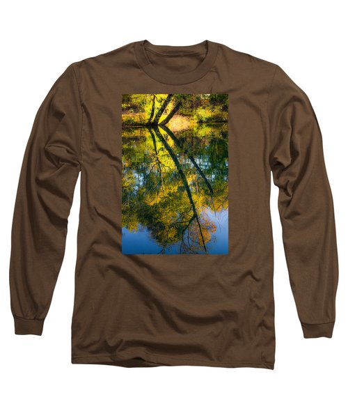 Incredible Colors Long Sleeve T-Shirt by Parker Cunningham
