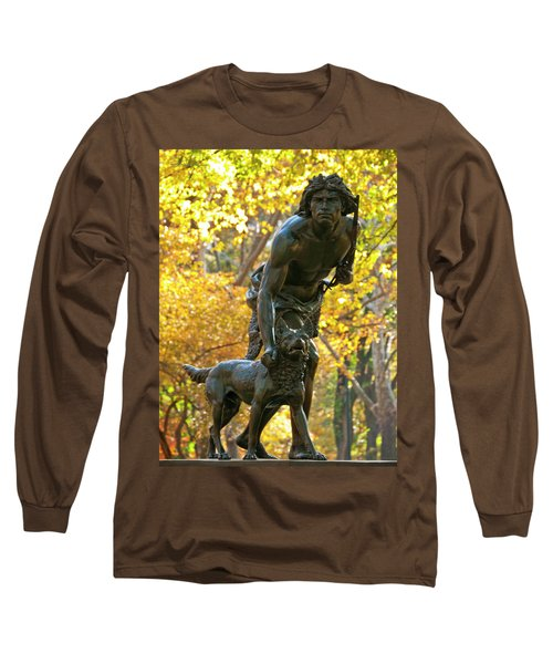 Indian Hunter Long Sleeve T-Shirt