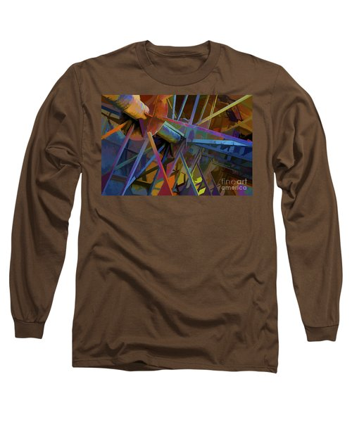 Industrial Light And Magic Long Sleeve T-Shirt by Gary Holmes