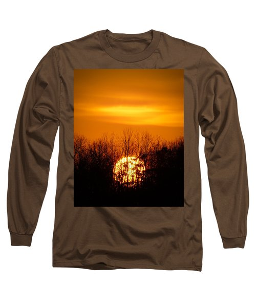 Inferno In The Trees Long Sleeve T-Shirt