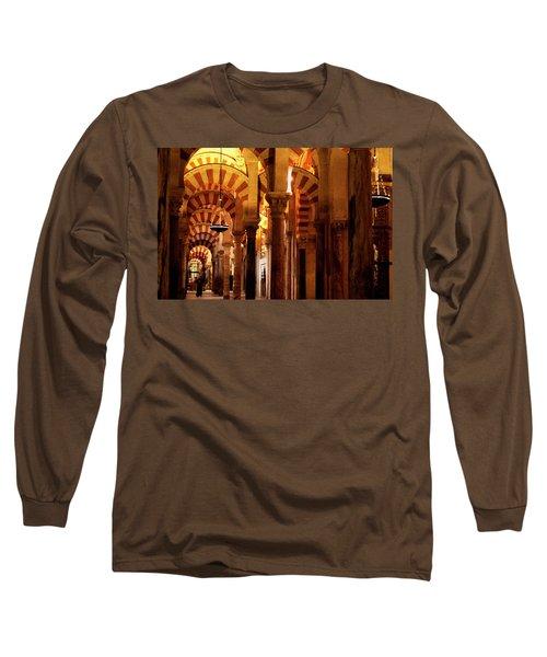 Inside The Mezquita Long Sleeve T-Shirt