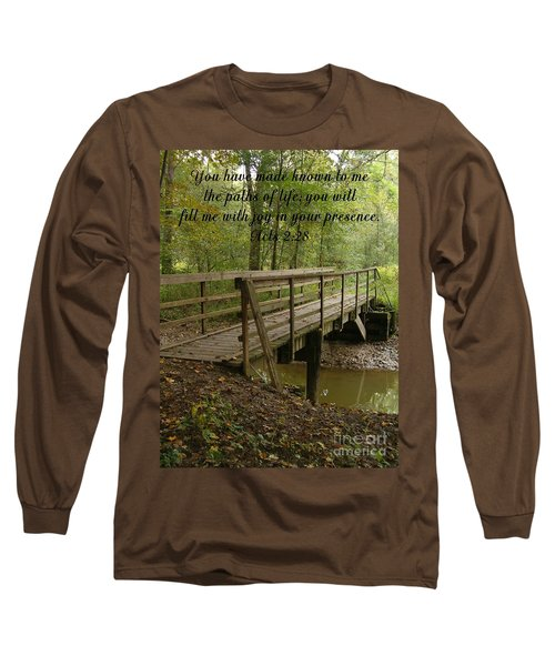 Inspirations 4 Long Sleeve T-Shirt