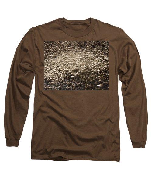 Interaction Long Sleeve T-Shirt by David Pantuso